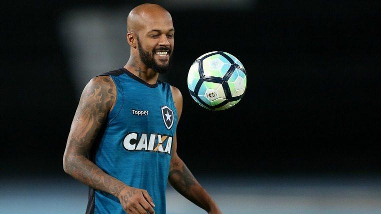 b53013cb96 Bruno Silva ultrapassa a marca de 20 participações diretas em gols do  Botafogo e quer manter retrospecto positivo contra o Grêmio
