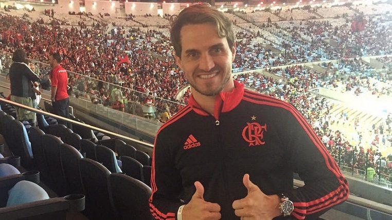 Herói de vitória flamenguista contra o Palmeiras no Brasileirão 94 ... c302d51be5b18
